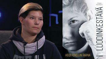 Heidi Foxell kirja