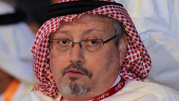 AOP Jamal Khashoggi 2012