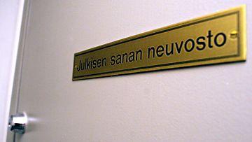 Julkisen sanan neuvosto JSN AOP