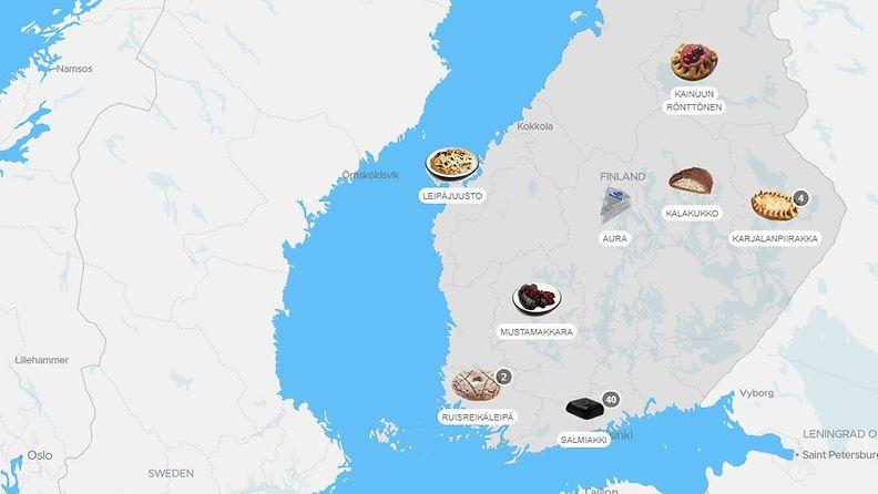 TasteAtlas Suomi