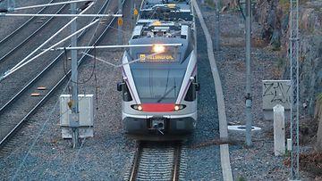 vr juna junaliikenne