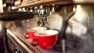 espresso kahvikone kahvi