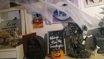 maria halloween seitti