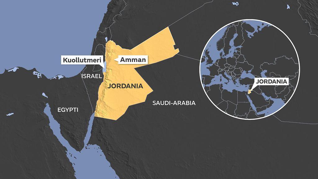 Jordaniassa