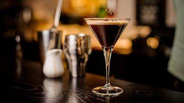 ESpresso martini drinkki