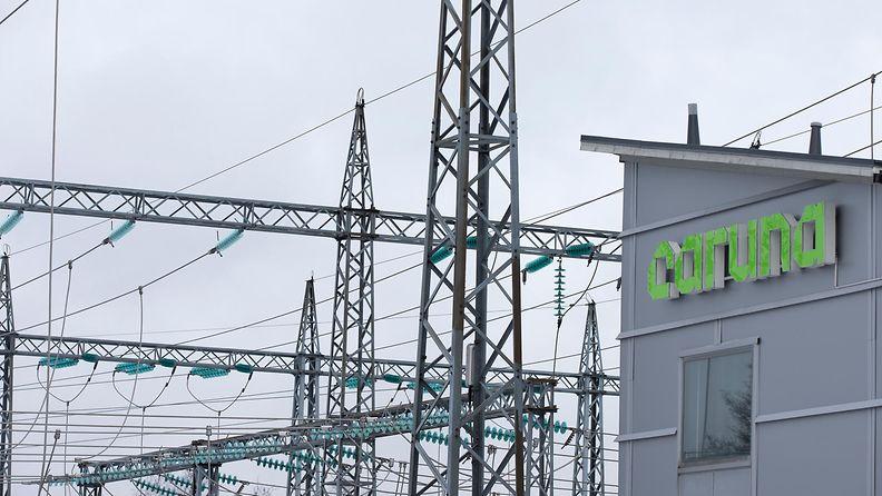 AOP, Caruna, sähkö, sähkönsiirto, sähköjohdot, sähköt
