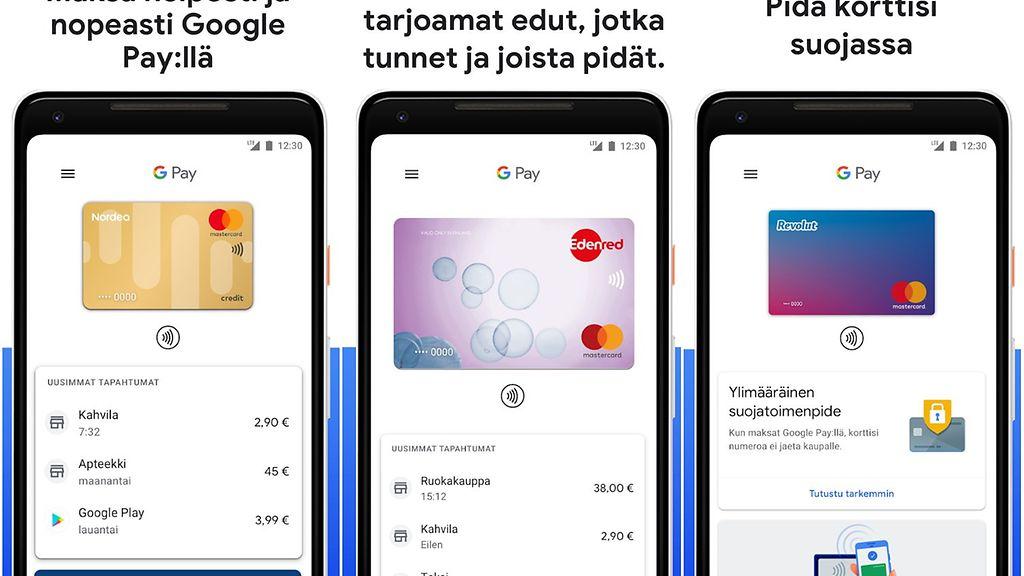 Luottokortilla Maksaminen Netissä Nordea