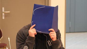 Tappajahoitaja Niels Högel oikeus