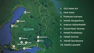 Suomen aavehotellit