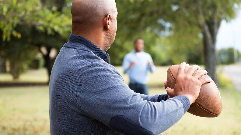 urheilu, keski-ikä, mies, terveys