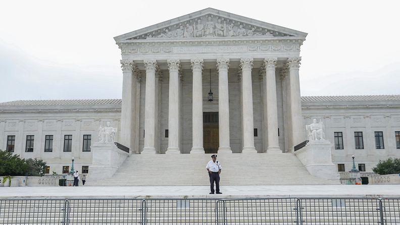 AOP Usa korkein oikeus Yhdysvallat