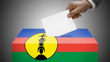 AOP Uusi-Kaledonia Ranska äänestys