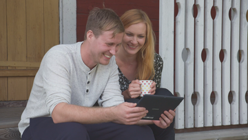 maajussi-Tuomo ja Marjo 12. jakso