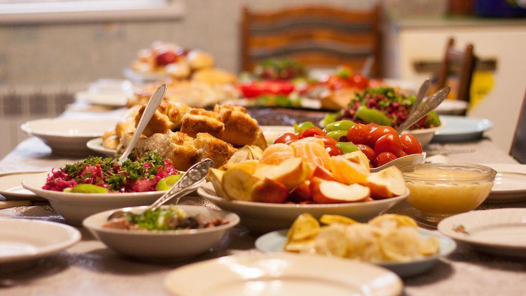 Isänpäivä Ruoka