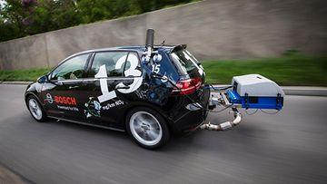diesel testi päästöt