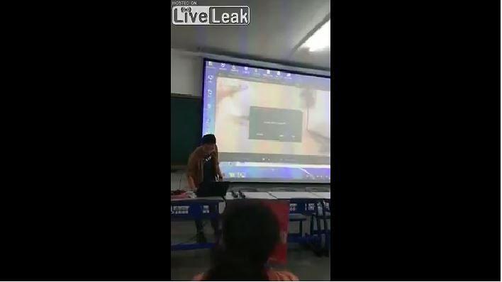 Opettaja seksiä opiskelijoiden videoita