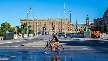 polkupyörä polkupyöräily tukholma