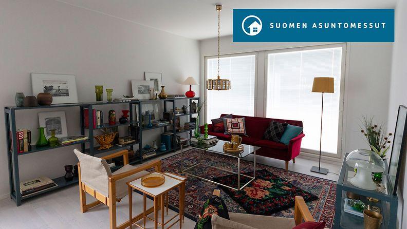 Kirppislöydöt asuntomessut 1
