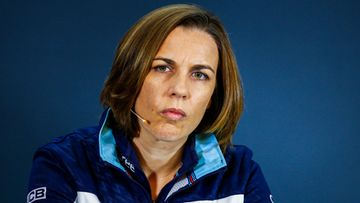 Claire Williams yrmeä
