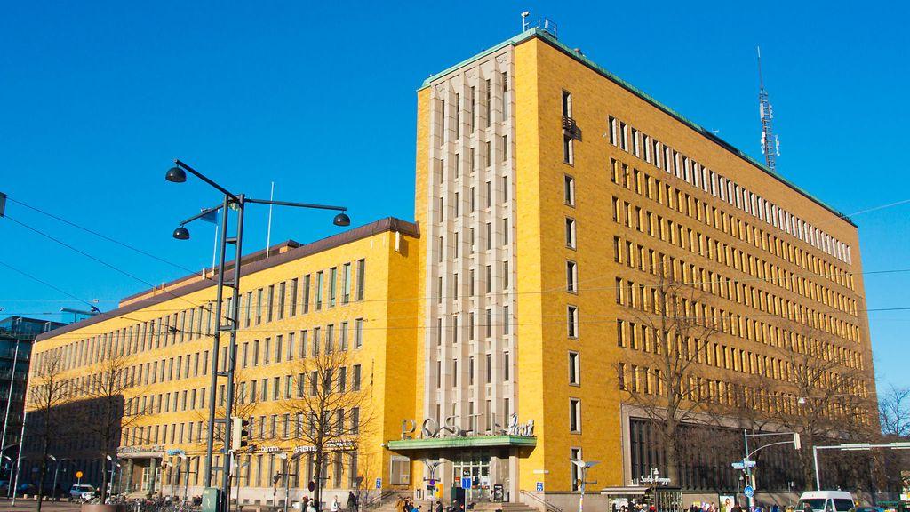 Postitalo Helsinki