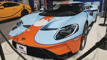 ford gt auto 2018