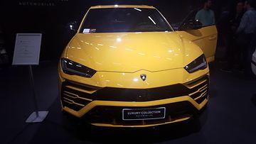 lamborghini urus auto 2018