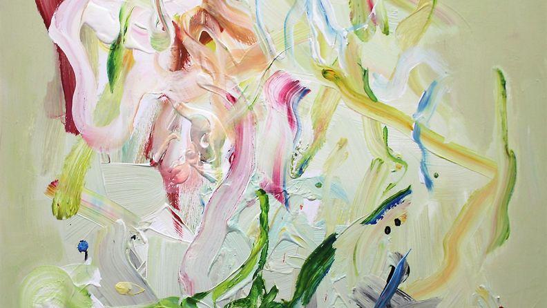 Syöpäselviytyjän maalaus
