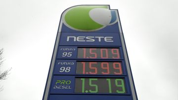 lehtikuva diesel bensiini polttoaine
