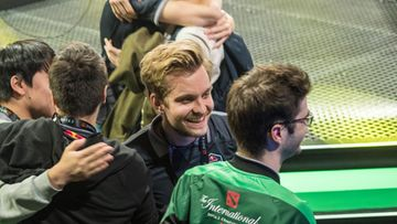jesse vainikka jerax dota 2 the international esports