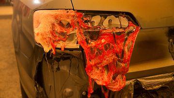 kalifornia metsäpalo autokauppa