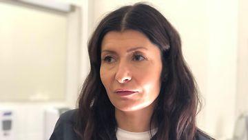 Malin Ehnqvist, serifioitu laserterapeutti
