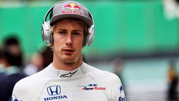 Brendon Hartley naama brasilia