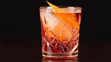 Negroni Sbagliato drinkki