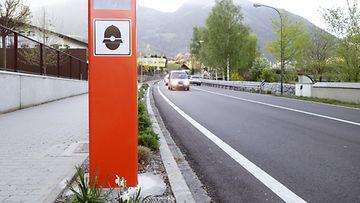 Italia nopeusvalvontakamera