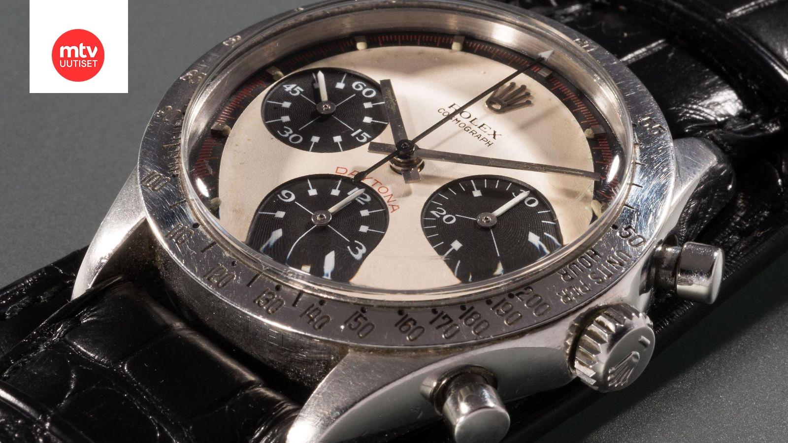 Miksi Rolexin kellot ovat niin kalliita? Luksuskellojen salaisuus selvitettiin – valmistaminen vie vuoden