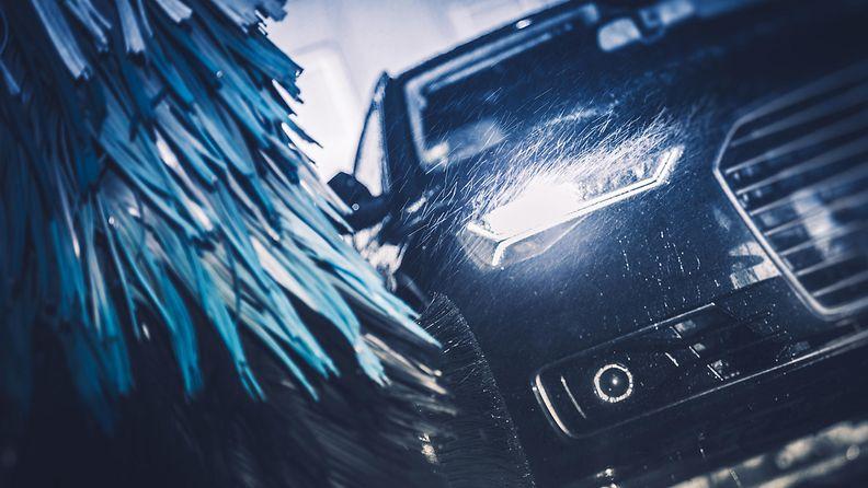 auton peseminen autopesu