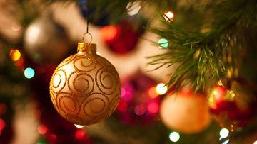 joulu, koriste, joulukuusi