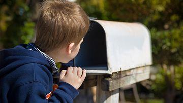 posti, poika, lapsi