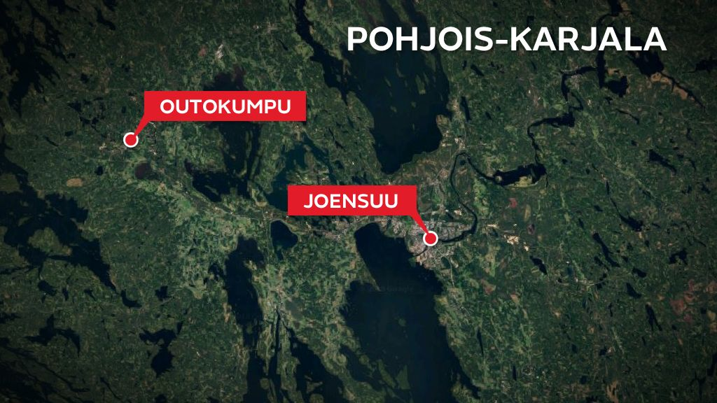 Geological Setting Of The Kainuu And Outokumpu Areas Within The