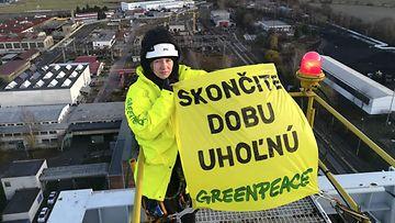 Greenpeace lehtikuva