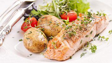 kala peruna ateria lounas