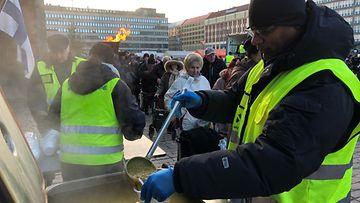 Heikki Hursti itsenäisyyspäivä juhla 1