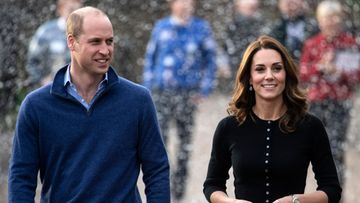 prinssi William herttuatar Catherine