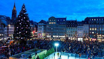 AOP Strasbourgin joulumarkkinat 2018