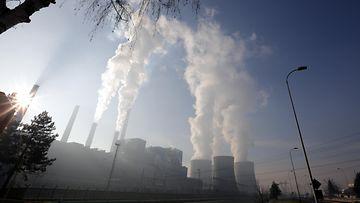 ilmastokokous, puola, cop24, savupiiput, hiili, ilmasto