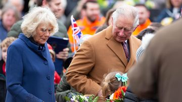 herttuatar Camilla ja prinssi Charles