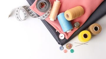 ompelu, käsityöt, harrastukset