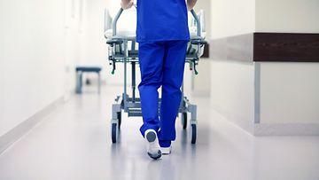 sairaala, hoitaja, teho-osasto
