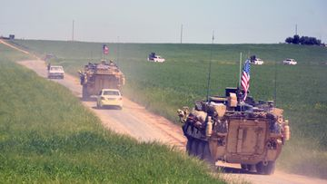 Syyria USA