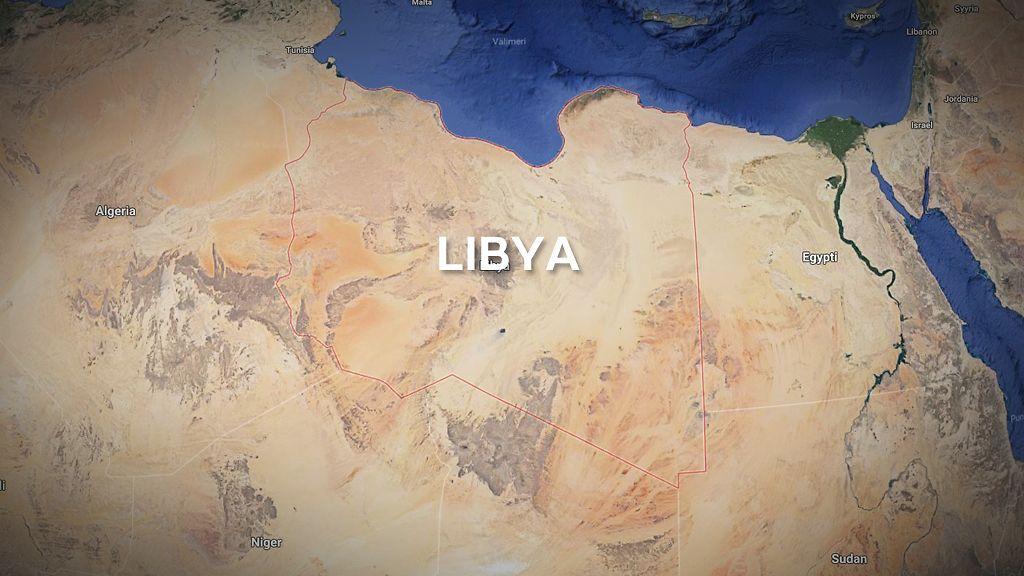 Silminnakijat Libyan Ulkoministerioon Tripolissa Hyokataan